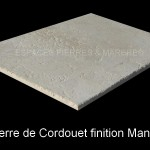 Pierre de Cordouet finition Manoir