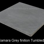 Samara Grey finition Tumbled