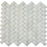 mosaique-trame-marbre-blanc
